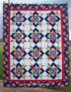 Diamond Dance Quilt Pattern