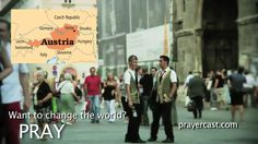 Pray for Austria with this short video: http://www.prayercast.com/austria.html • Pray for Austrians to recognize their spiritual emptiness and to be drawn by the Holy Spirit into a genuine relationship with Jesus Christ. • Pray for Bible-believing pastors to be located, trained, and adequately supported. • Pray for a renewal movement among the churches in Austria, most of which are experiencing grave decline. http://www.operationworld.org/autr