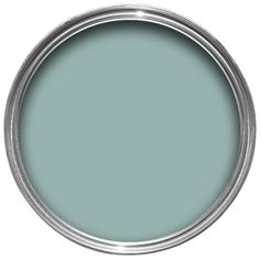 Dulux Silk Emulsion Blue Reflection - Feature Wall