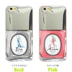 【iPhone6/iphone6 Plus】Disney Snow Queen Cute Silikon Handyhülle für iphone 6/6Plus