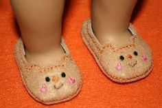 Doll Shoes -