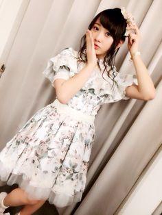 Kizaki Yuria (木﨑ゆりあ) - #Team 4 #AKB48 #japan #idol #Yuria #jpop #selfie #Google+