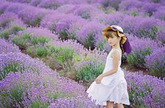 https://flic.kr/p/eNfC7M | Lavender Girl 01 | Explore! Thanks to each one of you for the comments and faves!