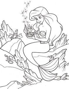 arielle die meerjungfrau ausmalbilder | ausmalbilder, ausmalbilder arielle, ausmalbilder zum