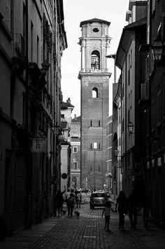 Torino. Campanile del Duomo