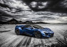 Fenyr Supersport Unveiled at Dubai International Motor Show