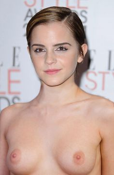 Emma is so famous she doesn't need to wear designer dresses to awards anymore.