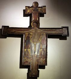 Artista lucchese - Croce di Santa Giulia - XII secolo - Sagrestia Duomo di Lucca (Italia)