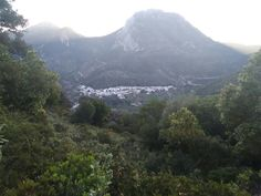 Huerta de Benamahoma Andalucia Spain, Mount Rainier, Mountains, Nature, Travel, Vegetable Garden, Naturaleza, Viajes, Destinations
