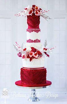 10 Besten Wedding Cakes Bilder Auf Pinterest Schone