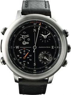 Barigo Penta: Multifunctional 5 in 1 analogue Watch