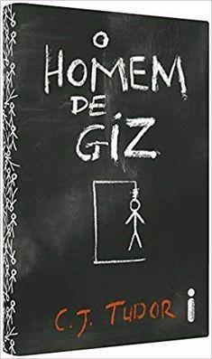O Homem de Giz - Livros na Amazon Brasil- 9788551002933 Script, Books, Movie Posters, Tudor, Telephone Number, Romance Books, Reading, Men, Brazil