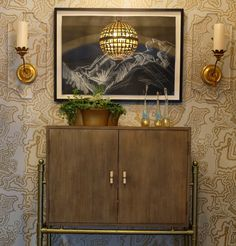 Bridget Beari Designs - Richmond Symphony designer house 2014