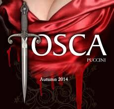 Tosca is an opera in three acts by Giacomo Puccini to an Italian libretto by Luigi Illica and Giuseppe Giacosa. It premiered at the Teatro Costanzi in Rome on 14 January 1900.