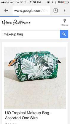 Makeup bag forever 21