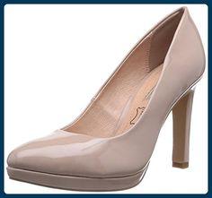 Buffalo Shoes Damen H748-1 P1236S Pumps, Pink (Pink 34), 42 EU - Damen pumps (*Partner-Link)