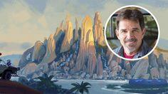 David Goetz Zootopia Production Designer