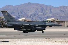 https://flic.kr/p/MQ9Uw3 | RECOVERY: RED FLAG 16-2 General Dynamics F-16C Viper s/n 88-0499 USAF WA 16th Weapons Squadron | RECOVERY: RED FLAG 16-2 General Dynamics F-16C Viper s/n 88-0499 USAF WA 16th Weapons Squadron @ Nellis AFB, Las Vegas, NV