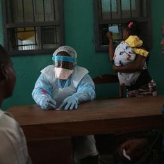 Health: Ebola Took a Toll on Maternal Health: Study Fear of Ebola likely caused many women to give birth at home a new study suggests