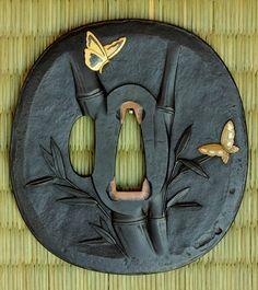 Tsuba by Ford Hallam 2011