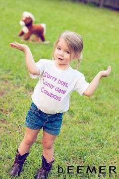 Ashley this is for you and Shay! sorry boys, I only date cowboys… is this not the cutest thing!!