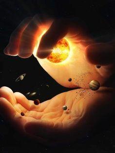 Fantasy & Mystical Diamond Painting Kits - Full Drill – Paint With Diamonds Galaxy Painting, Galaxy Art, Surreal Artwork, Bible Illustrations, Prophetic Art, Jesus Art, Biblical Art, Jesus Pictures, Jolie Photo