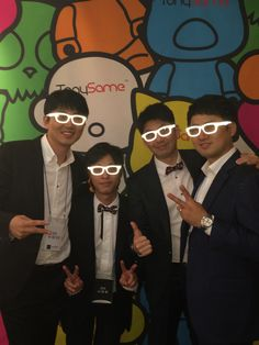 TonySame#paparazzi glasses~^^