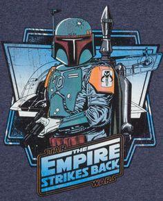 Boba Fett - The Empire Strikes Back