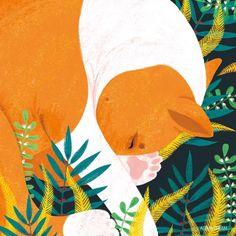 Bull Terrier illustration by Anna Gavryliuk for ALBMA DREAM #albmadream #bullterrier #bullterrierart #drawing