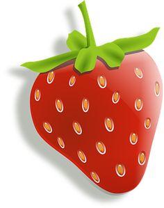 Φράουλα, Φρούτα, Επιδόρπιο, Μούρο
