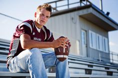 result for boys senior football pictures Football Poses, Football Senior Pictures, Senior Pictures Sports, Senior Pics Boys, Softball Pics, Sports Pics, Volleyball Pictures, Cheer Pictures, Boy Senior Portraits