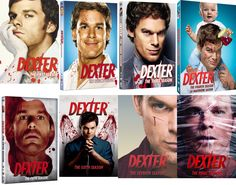 Dexter: The Complete Series: Seasons 1-8 (DVD)