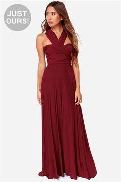Tricks of the Trade Taupe Maxi Dress on shopstyle.com