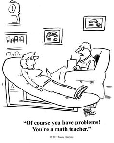 Posts about Humor & Quotes written by Squarehead Teachers Funny Math Jokes, Math Puns, Math Memes, Science Jokes, Math Humor, Maths, Chemistry Jokes, Student Memes, Hilarious