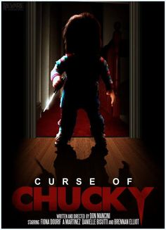 Curse of Chucky 2013 Film Online Best Horror Movies, Horror Show, Horror Movie Posters, Scary Movies, Horror Art, Film Posters, Awesome Movies, Chucky Movies, Horror Films