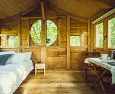 Belea Treehouse. A lovely treehouse suite at Basoa Treehouse...