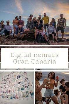 Tenerife, Digital Nomad, Movie Posters, Movies, Las Palmas, Canary Islands, Nomad Fashion, Balance Sheet, Spain