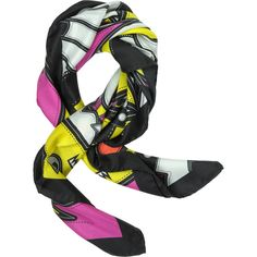 DSquared2 Designer Square Scarves Punk Patch Print Twill Silk Square... ($111) ❤ liked on Polyvore featuring accessories, scarves, black, square scarves, dsquared2, patterned scarves, silk twill scarves and print scarves