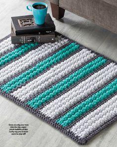 Creative Crochet  Spring 2016 - 轻描淡写 - 轻描淡写
