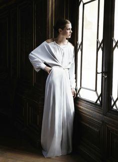 Secrètement Charlotte   Charlotte Casiraghi by Mario Testino for Vogue Paris September 2011