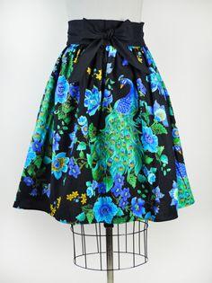 Gypsy Skirt Peacock $50 M