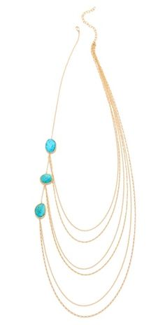 Heather Hawkins Adjustable Layered Necklace