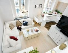 BZCasa Magazine - http://mag.bzcasa.it/ambienti/6-modi-per-sfruttare-gli-spazi-in-un-piccolo-appartamento-8464/