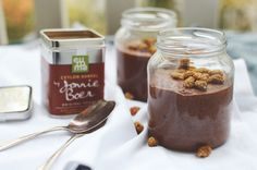 Raw Chocolate Chia Mousse