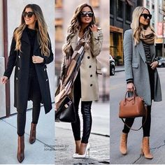 Spring Outfit Ideas Picture 48 awesome office outfit ideas for spring officeoutfit Spring Outfit Ideas. Here is Spring Outfit Ideas Picture for you. Spring Outfit Ideas why hit repeat 31 spring outfit ideas for every day in may. Winter Office Outfit, Office Outfits, Fall Winter Outfits, Office Attire, Winter Clothes, Women's Clothes, Cold Spring Outfit, New York Winter Outfit, Winter Dresses