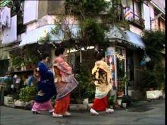 La Vida Secreta de las Geishas. Documental completo (Audio español)