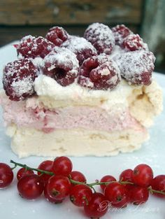 Kessy's Pink Sugar: Himbeer Mascarpone Traum
