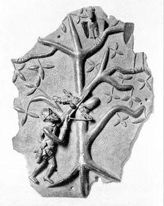 Edo Kingdom Ancient Artefacts, Lion Sculpture, Museum, Bronze, Statue, Berlin Germany, History, Architecture, Arquitetura