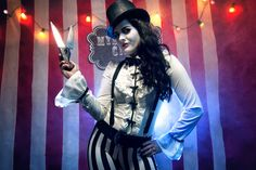 mystiK cirKus II - Sword swallower (2 knives) by Flo Delabioteam on 500px