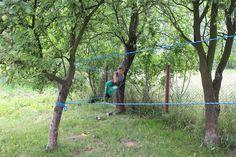 outdoor ideas, park linowy diy, edu-mata
